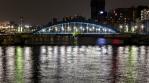 Sumida River Tokyo Traffic 003 4k