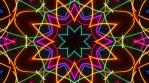 colourful kaleidoscope seamless loops