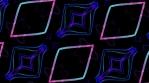Fluid Neon Tiles