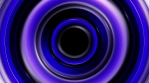 Circles with lights animated looping background