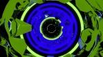 Color Radial Pulse 4K Vj Loop 01