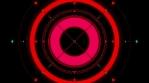 Color Radial Pulse 4K Vj Loop 02