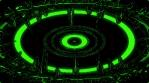 Color Radial Pulse 4K Vj Loop 03