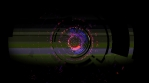 Color Radial Pulse Tunnel 4K Vj Loop 04