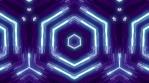 Glowing Fractal Abstract Vj Loop