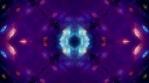 Ink Glow Vj Loops kaleidoscopic