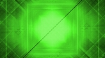 VJ looping green geometric fast paced looping seamless abstract background
