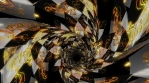 Abstract Spiral Luxury 4K Vj Loop 02