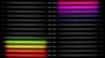 RainBow Neon Tubes Invert