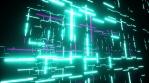 Neon Grid Bounce