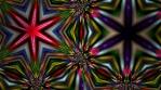 colorful kaleidoscope seam less loop