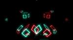 VJ Loops Pack Minimal Laser 06
