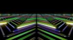 Neon Lamps Field VJ