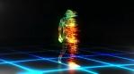 Particle Man - Mr Split - Cross