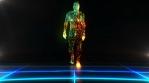 Particle Man - Mr Split - Front