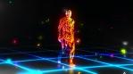 Particle Man - Mr Web - Cross