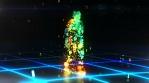 Particle Man - Mr Sphere - Cross