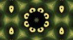 KALEIDOSCOPIC LOOP - fluid analog pattern clip 10
