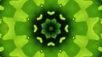KALEIDOSCOPIC LOOP - fluid analog pattern clip 14