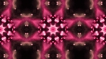 KALEIDOSCOPIC LOOP - fluid analog pattern clip 16