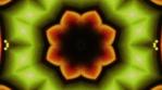 KALEIDOSCOPIC LOOP - fluid analog pattern clip 18