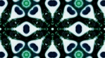 KALEIDOSCOPIC LOOP - fluid analog pattern clip 7