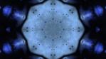 KALEIDOSCOPIC LOOP - fluid analog pattern clip 9