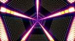 Pentagonal Light Tunnel