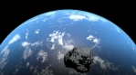 Asteroid Passing Close To Earth