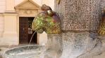 Zsolnay fountain landmark Pecs Hungary