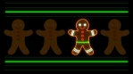 Gingerbread Men Neon - 125bpm