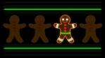 Gingerbread Men Neon - 125bpm