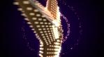 Light-Up Star - Purple - 125bpm
