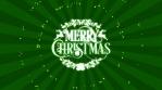 Merry Christmas Vintage - Green - 125bpm