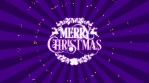 Merry Christmas Vintage - Purple - 125bpm