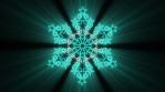 Neon Snowflakes - Pink Blue - 125bpm