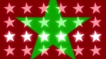 Red Green Stars - 125bpm