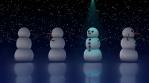 Snowmen Spinning - 125bpm