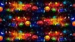 Christmas Toys 4K Vj Loop Background