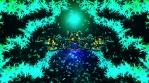 Crystal Snowflakes 4K Vj Loop 02