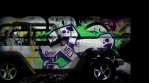 Jeep and Graffities Normal
