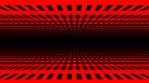 HORIZONTAL WARP LINES RED-2