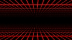 HORIZONTAL WARP LINES RED-3
