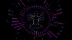 Neon Yogi DJ 4K VJ Loop