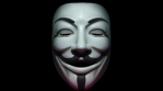 ANONYMOUS GUY FAWKES TALKING mask
