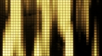 Neon Tiles Wall Light 4K - Vertical Lines - Gold
