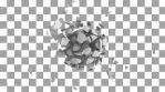 3D Sphere Shatter