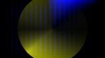 Warpwaves-13-blue-yellow-striped