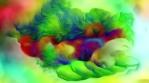 Psychedelic Vegetables