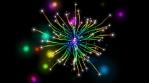 Pride - Cosmic Dandelion - Seamless